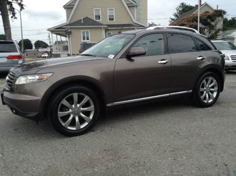 2007 Infiniti FX35 for sale at Worldwide Auto Sales in Fall River MA