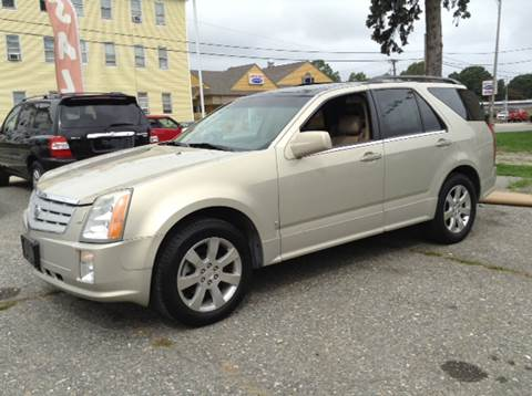 2007 Cadillac SRX for sale at Worldwide Auto Sales in Fall River MA