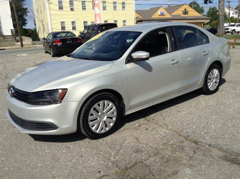 2012 Volkswagen Jetta for sale at Worldwide Auto Sales in Fall River MA