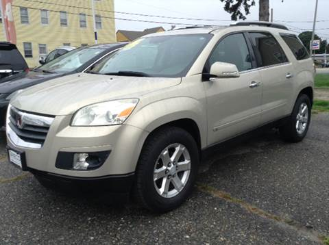 2007 Saturn Outlook for sale at Worldwide Auto Sales in Fall River MA