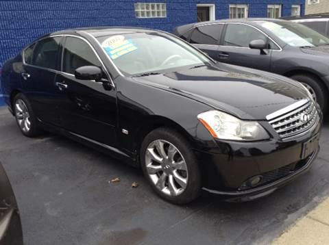 2007 Infiniti M35 for sale at Worldwide Auto Sales in Fall River MA