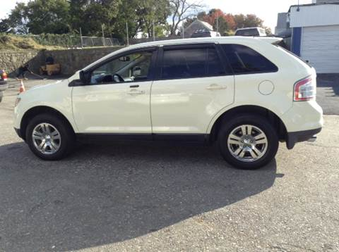 2008 Ford Edge for sale at Worldwide Auto Sales in Fall River MA