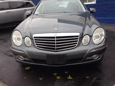 2008 Mercedes-Benz E-Class for sale at Worldwide Auto Sales in Fall River MA