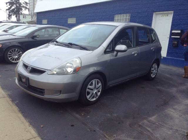 2008 Honda Fit for sale at Worldwide Auto Sales in Fall River MA