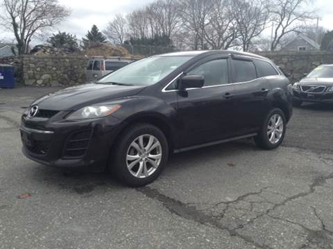 2011 Mazda CX-7 for sale at Worldwide Auto Sales in Fall River MA
