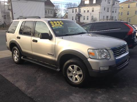 2006 Ford Explorer for sale at Worldwide Auto Sales in Fall River MA