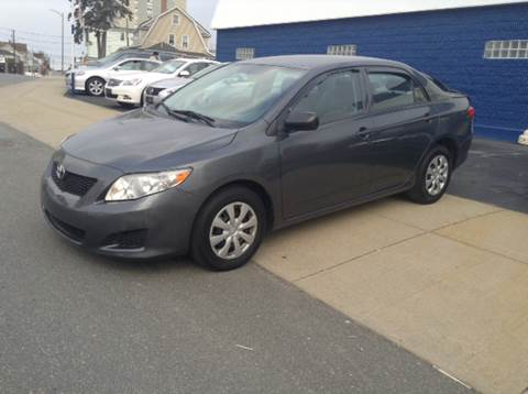 2010 Toyota Corolla for sale at Worldwide Auto Sales in Fall River MA