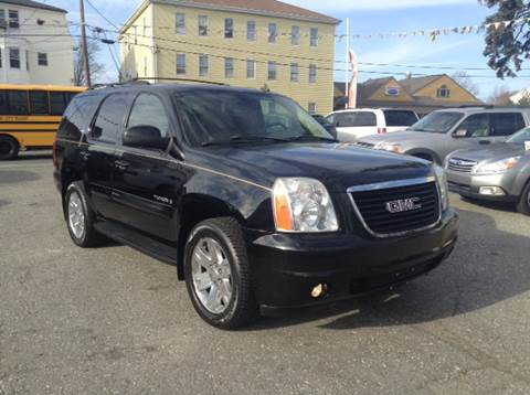 2007 GMC Yukon for sale at Worldwide Auto Sales in Fall River MA