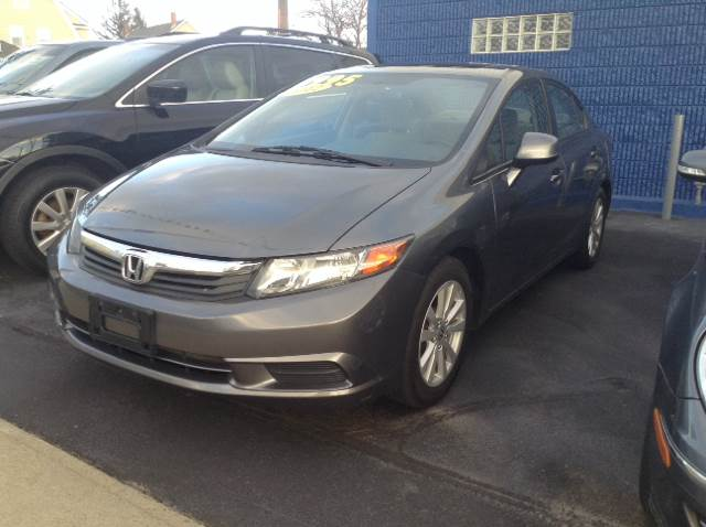 2012 Honda Civic for sale at Worldwide Auto Sales in Fall River MA