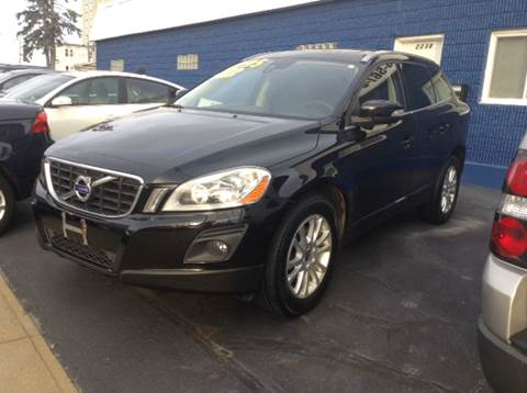 2010 Volvo XC60 for sale at Worldwide Auto Sales in Fall River MA