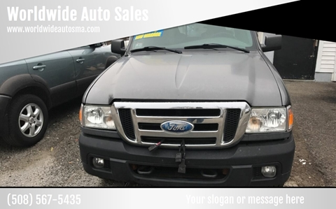 Fall River Ford >> 2006 Ford Ranger For Sale In Fall River Ma