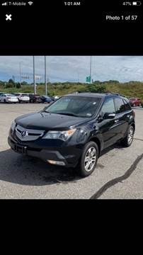 2008 Acura Mdx For Sale >> Acura Mdx For Sale In Fall River Ma Worldwide Auto Sales