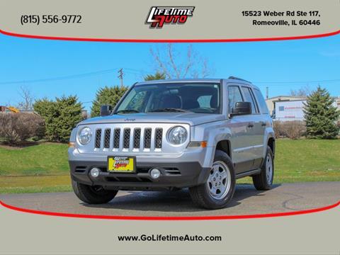 2012 Jeep Patriot for sale in Romeoville, IL