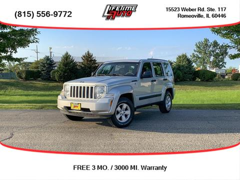 2010 Jeep Liberty for sale in Romeoville, IL