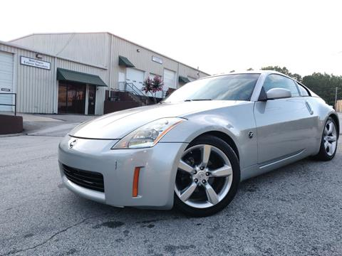 350Z For Sale Near Me >> 2003 Nissan 350z For Sale In Lawrenceville Ga