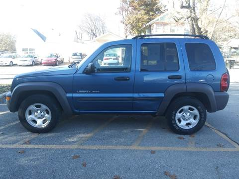 2003 Jeep Liberty for sale in Independence, MO