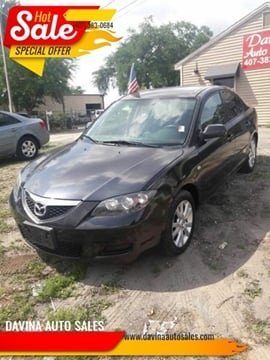2007 Mazda MAZDA3 for sale in Casselberry, FL