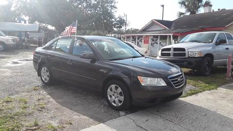 2009 Hyundai Sonata for sale in Casselberry, FL