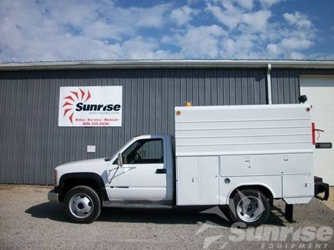 1994 Chevrolet C/K 3500 Series for sale in Canton, OH
