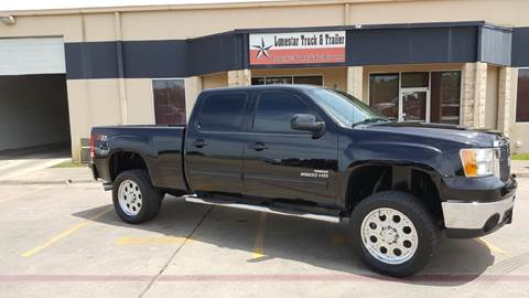 2010 GMC Sierra 2500HD for sale in Fort Worth, TX