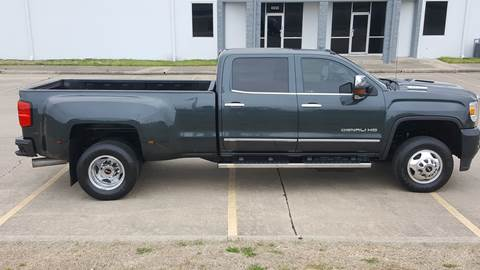 2017 GMC Sierra 3500HD for sale in Fort Worth, TX