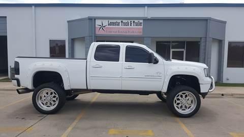 2014 GMC Sierra 2500HD for sale in Fort Worth, TX