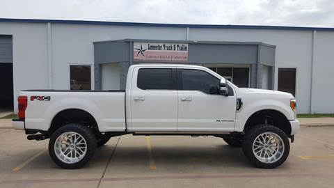 2018 Ford F-250 Super Duty for sale in Fort Worth, TX