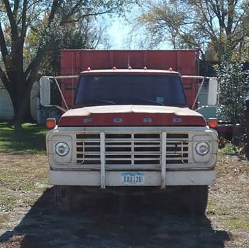 1973 Ford Grain truck for sale in Stanley, IA
