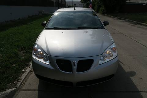 2008 Pontiac G6 for sale at Dymix Used Autos & Luxury Cars Inc in Detroit MI