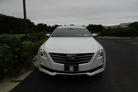 2017 Cadillac CT6 for sale at Dymix Used Autos & Luxury Cars Inc in Detroit MI