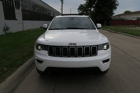 2016 Jeep Grand Cherokee for sale at Dymix Used Autos & Luxury Cars Inc in Detroit MI