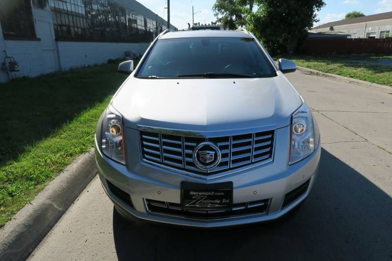2013 Cadillac SRX for sale at Dymix Used Autos & Luxury Cars Inc in Detroit MI