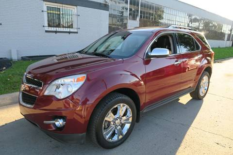 2011 Chevrolet Equinox for sale at Dymix Used Autos & Luxury Cars Inc in Detroit MI