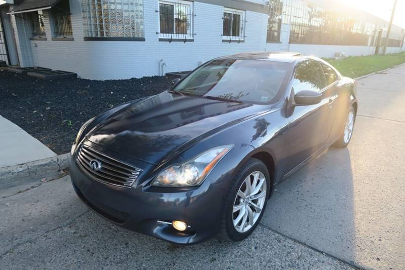 2011 Infiniti G37 Coupe X In Detroit Mi Dymix Used Autos Inc
