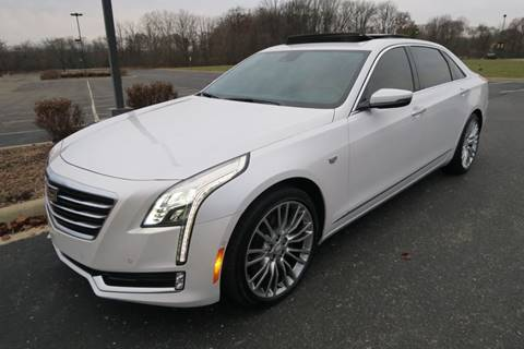 2016 Cadillac CT6 for sale in Detroit, MI