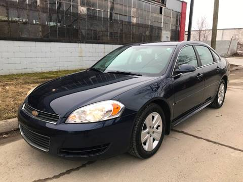 2010 Chevrolet Impala for sale at Dymix Used Autos & Luxury Cars Inc in Detroit MI