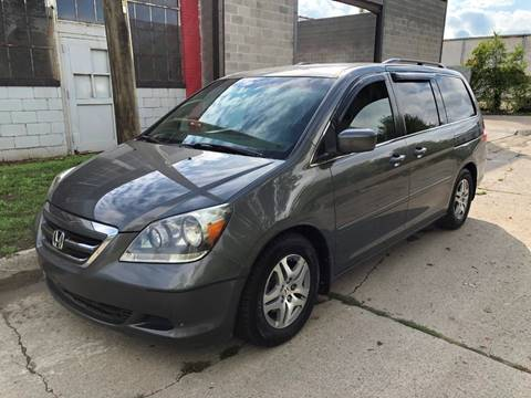 2007 Honda Odyssey for sale in Detroit, MI