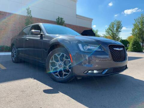 2015 Chrysler 300 for sale at Dymix Used Autos & Luxury Cars Inc in Detroit MI