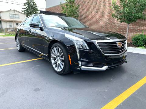2016 Cadillac CT6 for sale at Dymix Used Autos & Luxury Cars Inc in Detroit MI