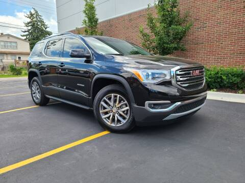 2019 GMC Acadia for sale at Dymix Used Autos & Luxury Cars Inc in Detroit MI