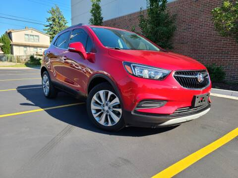 2017 Buick Encore for sale at Dymix Used Autos & Luxury Cars Inc in Detroit MI