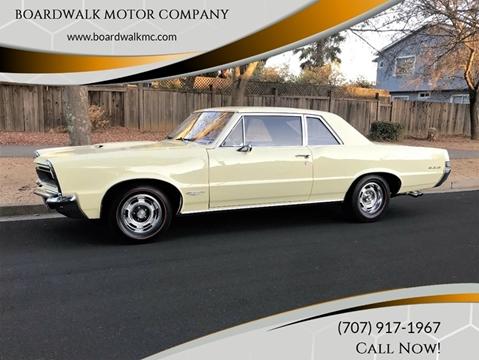 1965 Pontiac GTO for sale in Fairfield, CA