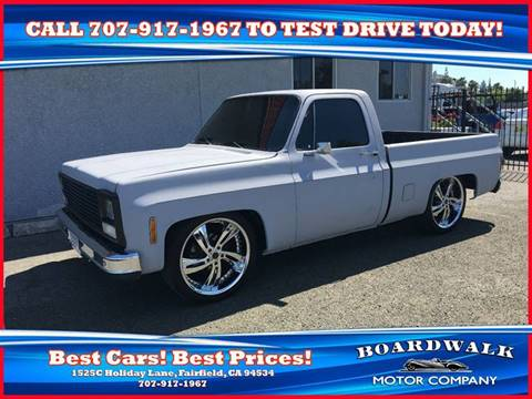 used chevrolet c k 10 series for sale in california carsforsale com®