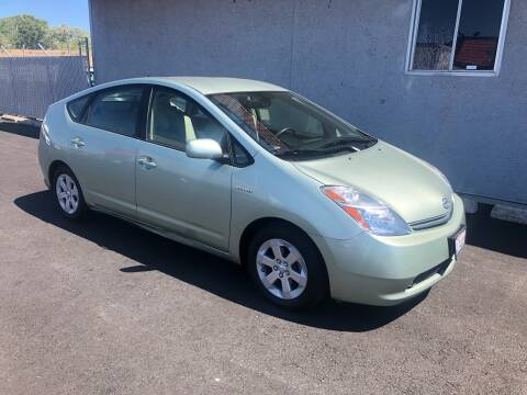 2008 Toyota Prius for sale at BOARDWALK MOTOR COMPANY in Fairfield CA