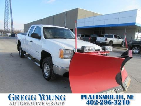 2010 GMC Sierra 2500HD for sale in Plattsmouth, NE