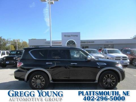 2017 Nissan Armada for sale in Plattsmouth, NE