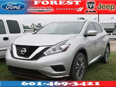 2015 Nissan Murano for sale in Forest, MS