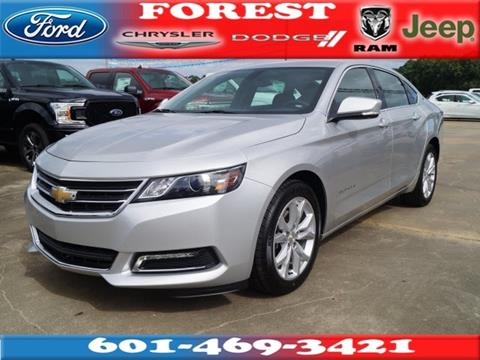 2018 Chevrolet Impala for sale in Forest, MS