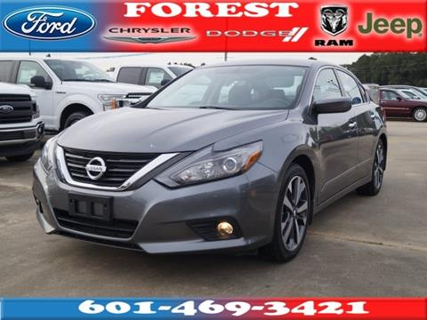 2016 Nissan Altima for sale in Forest, MS