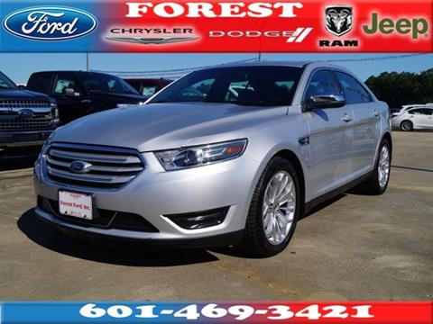 2018 Ford Taurus for sale in Forest, MS